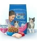 Balaciado Cat Chow Gatitos De 15 Kg