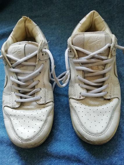 Zapatillas Nike N° 36 Cuero