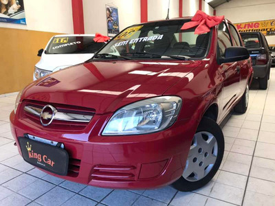 Chevrolet Prisma 1.4 Joy Econoflex 2008 Kingcar Multimarcas