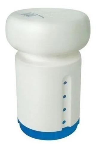 Imagen 1 de 3 de Boya Antisarro Tanque + 1kg Sal Polifosfato Siliphos Aleman
