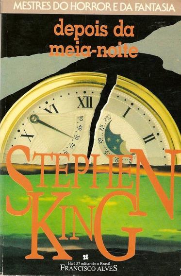 Livro Depois Da Meia Noite Stephen King