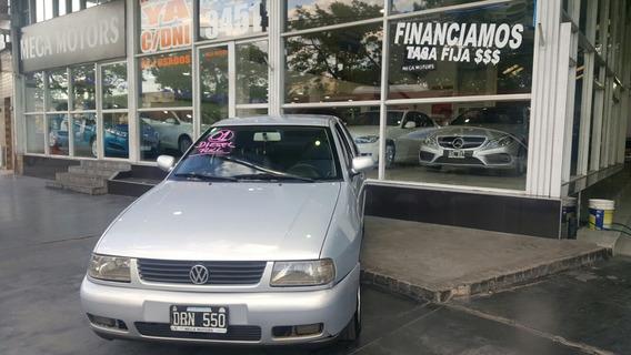Volkswagen Polo 1.9 Diesel Financiado Al 100%