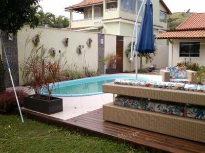 Casa Em Centro, Maricá/rj De 160m² 3 Quartos À Venda Por R$ 630.000,00 - Ca244044