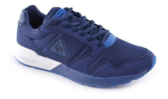 Zapatillas Hombre Mujer Le Coq Sportif Omega X Azul