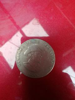 Vendo Moneda De Coleccion General Omar Torrijos Negociable