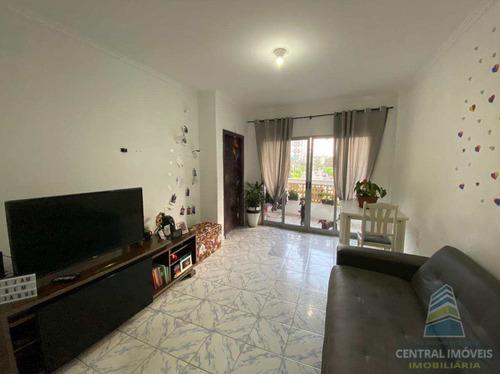 Apartamento Com 2 Dorms, Guilhermina, Praia Grande - R$ 220 Mil, Cod: 2144 - V2144