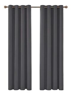 Cortinas Blackout 2.78 Cm De Ancho X 2.13 De Largo