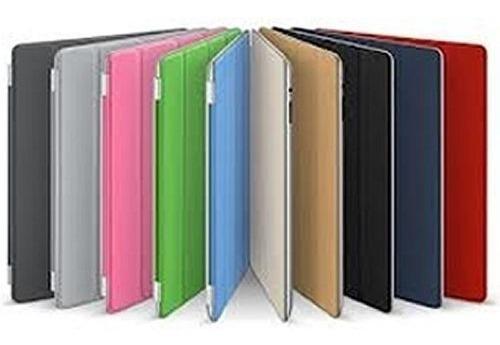 Capa Case iPad Mini 4 Smart Cover Luxo Magnetico + Vidro