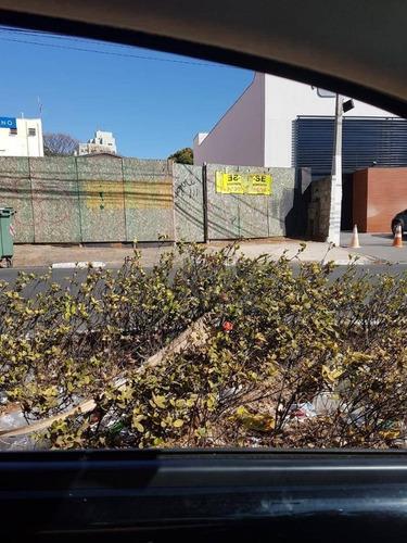 Imagem 1 de 1 de Terreno Residencial À Venda, Barão Geraldo, Campinas. - Te0651