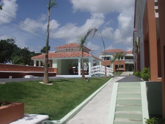 Apartamento De 3 Habitaciones En Costa Bávaro