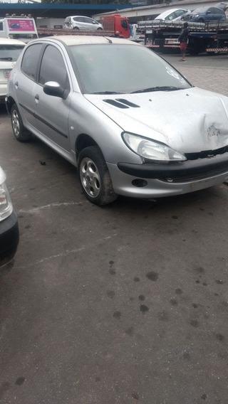 Peugeot 206 1.6 8v Para Retirada De Peças