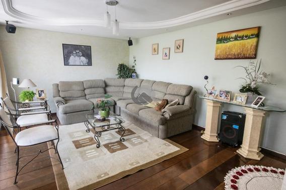 Casa Residencial À Venda, Santa Quitéria, Curitiba. - Ca0053