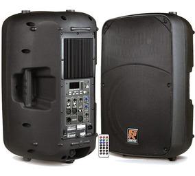 Caixa Ativa Staner Sr315a 300w Rms Bluetooth Usb Sr315a