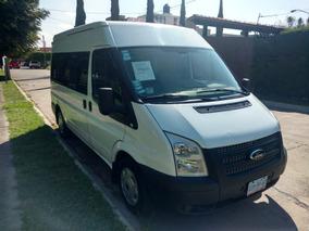 Ford Transit 2.2 Pasajeros Corta Aa Custom Mt