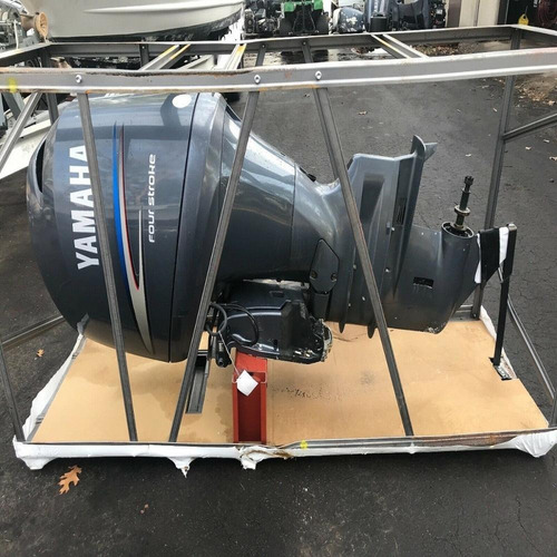 Yamahas 2006 F150 Outboard Engine 150 Hp 25in Four Stroke