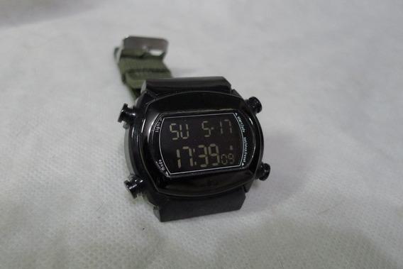 Relógio adidas Adh 1697 Black Lcd Original -casio-technos-