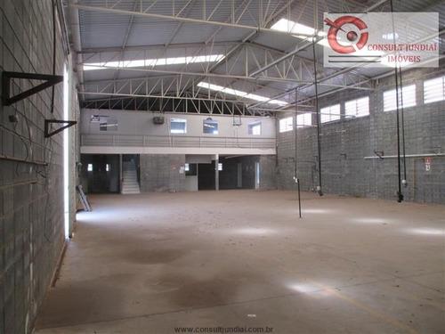 Imagem 1 de 27 de Galpões Industriais À Venda  Em Cabreuva/sp - Compre O Seu Galpões Industriais Aqui! - 1388345