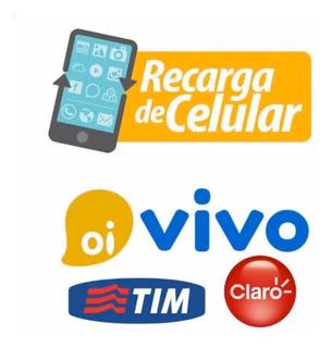 Recarga De Celular Online 30,00