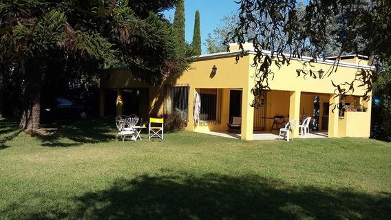 Casa Quinta Hermosa Para 4 Personas,a Disfrutar Todo El Año!