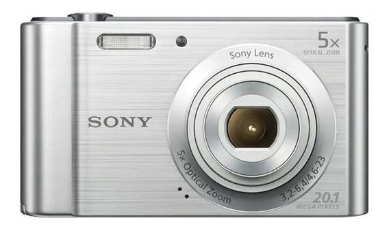 Sony W800 Cámara Digital Zoom Óptico De 5x 20.1mp Hd720p