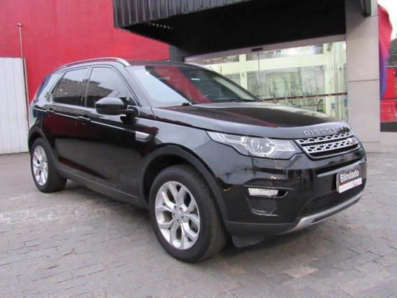 Land Rover Discovery Sport Hse Si4 4wd Gasolina 7 Lug