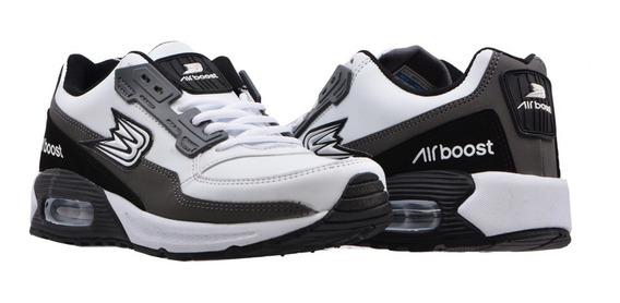 Zapato Casual Para Hombre Color Blanco