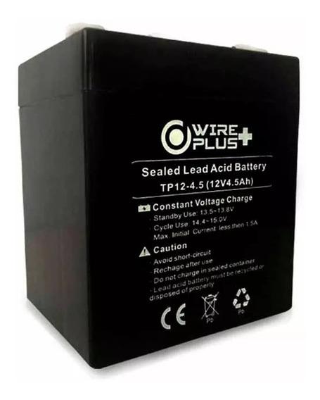 Pila Bateria Recargable 12v 4ah Ups Cercos Eléctricos