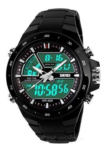 Reloj Deportivo Sport Todas Las Tarjetas!!!!!!!