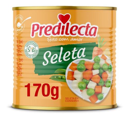 Imagem 1 de 2 de Seleta De Legumes 170g Predilecta
