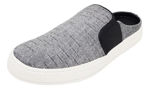 Sapato Slip On Mule Masculino 3ls3