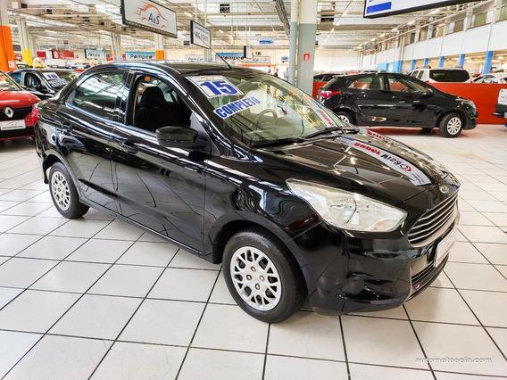 Ford Ka + 1.0 8v Sedan Completo ***unico Dono***