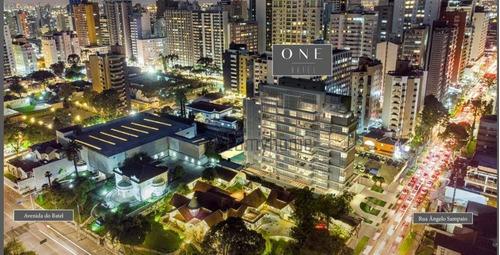 Apartamento Com 3 Suites À Venda, 257 M² Por R$ 3.663.026 - Batel - Curitiba/pr - Ap3143