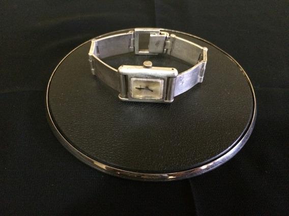 Relógio Palazzi Pulso Feminino Em Prata 800