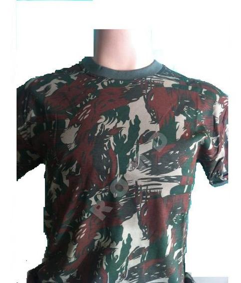 Camisetas Camufladas Malwee Original 1 Un Bordada