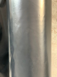 Plastico Negro De Polietileno Calibre 600 De 4 M X 20 M