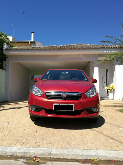 Fiat Grand Siena Attractive 1.4 - 2012/2013