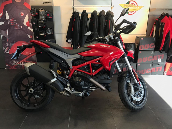 Ducati Hypermotard 939 0km Red San Isidro