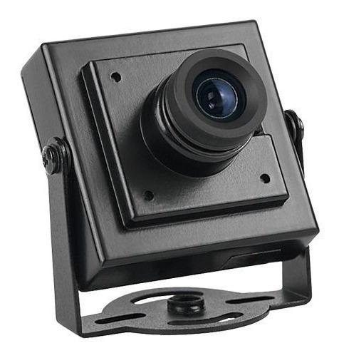Mini Câmera De Vigilância Ccd Sony 420 Linhas 0,8 Lux 1/4