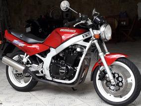 Suzuki Gs500e Impecável, Baixa Quilometragem E 100% Original