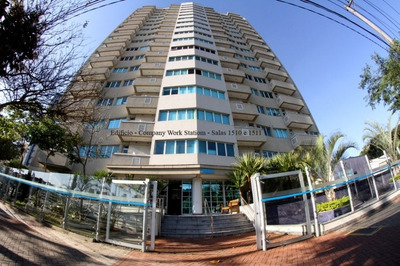 Imóvel Comercial Em Brooklin Paulista, São Paulo/sp De 64m² Para Locação R$ 3.200,00/mes - Ac171976