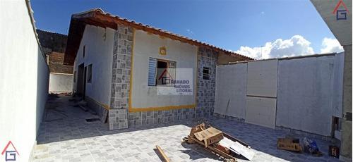 Imagem 1 de 15 de Casa Para Venda Em Mongaguá, Balneário Agenor De Campos, 3 Dormitórios, 1 Suíte, 1 Banheiro, 2 Vagas - 967_1-1820544