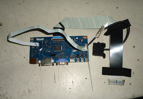 Placa Vídeo Monitor Dell P2414hb 5e26401011