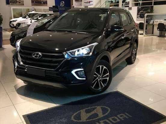 Hyundai Creta 2.0 16v Flex Prestige Automático 2020