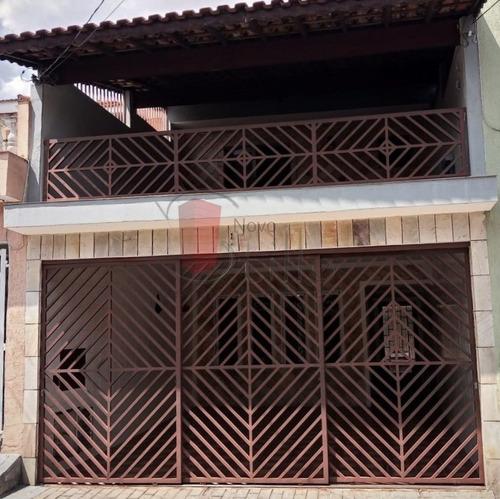 Sobrado - Jardim Independencia - Ref: 9571 - V-9571