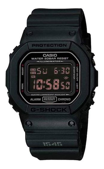 Relogio Casio G-shock Dw-5600ms-1dr (original)(nota Fiscal)