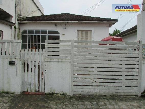 Terreno À Venda, 600 M² Por R$ 1.500.000,00 - Vila Valença - São Vicente/sp - Te0040