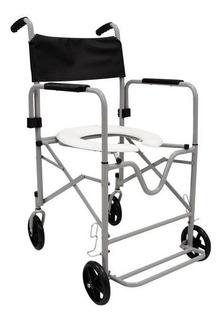 Cadeira De Banho Db Com Rodas - Jaguaribe