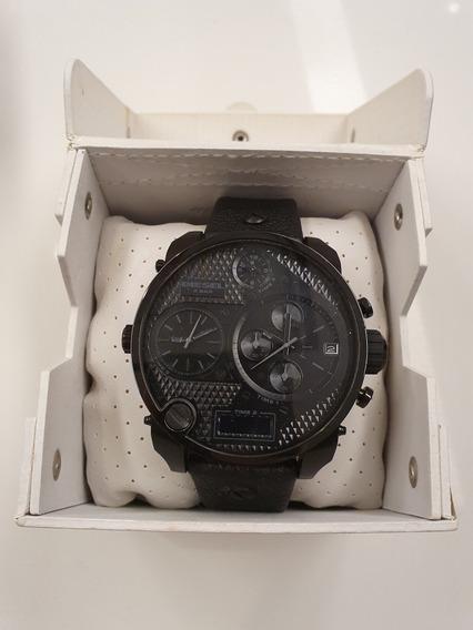 Relógio Diesel Dz7193 Daddy Black