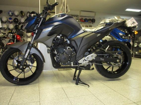 Yamaha Fz 25 Azul Metalico Modelo 2020