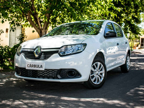 Renault Sandero 1.6 Authentique 2017 ¡oportunidad!